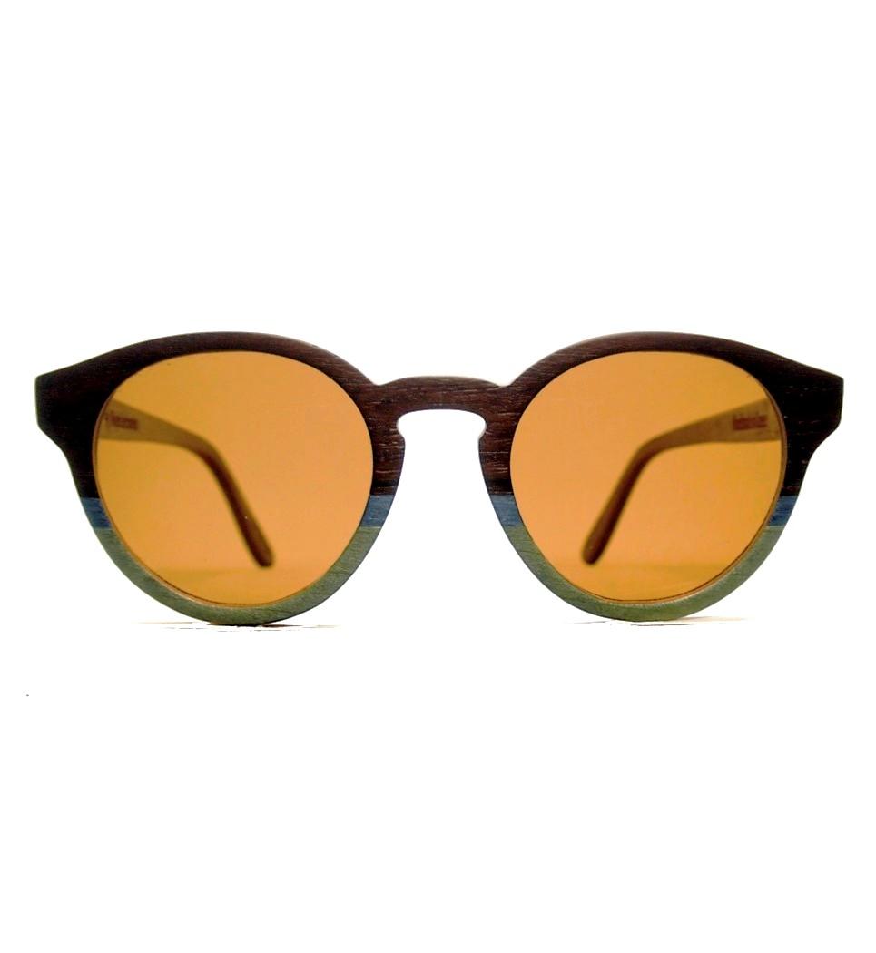 Ξύλινα Γυαλιά Joe in Rosewood and Colors