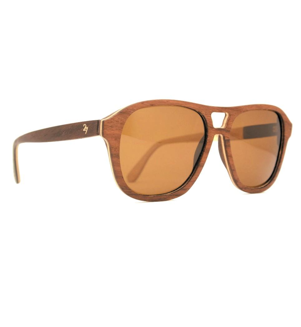 Ξύλινα Γυαλιά Pablo in Rosewood