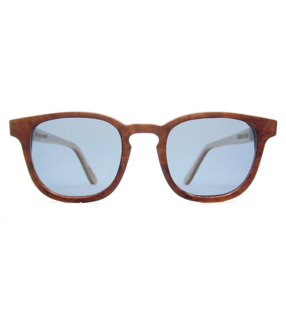 Ξύλινα Γυαλιά Leo in Burl