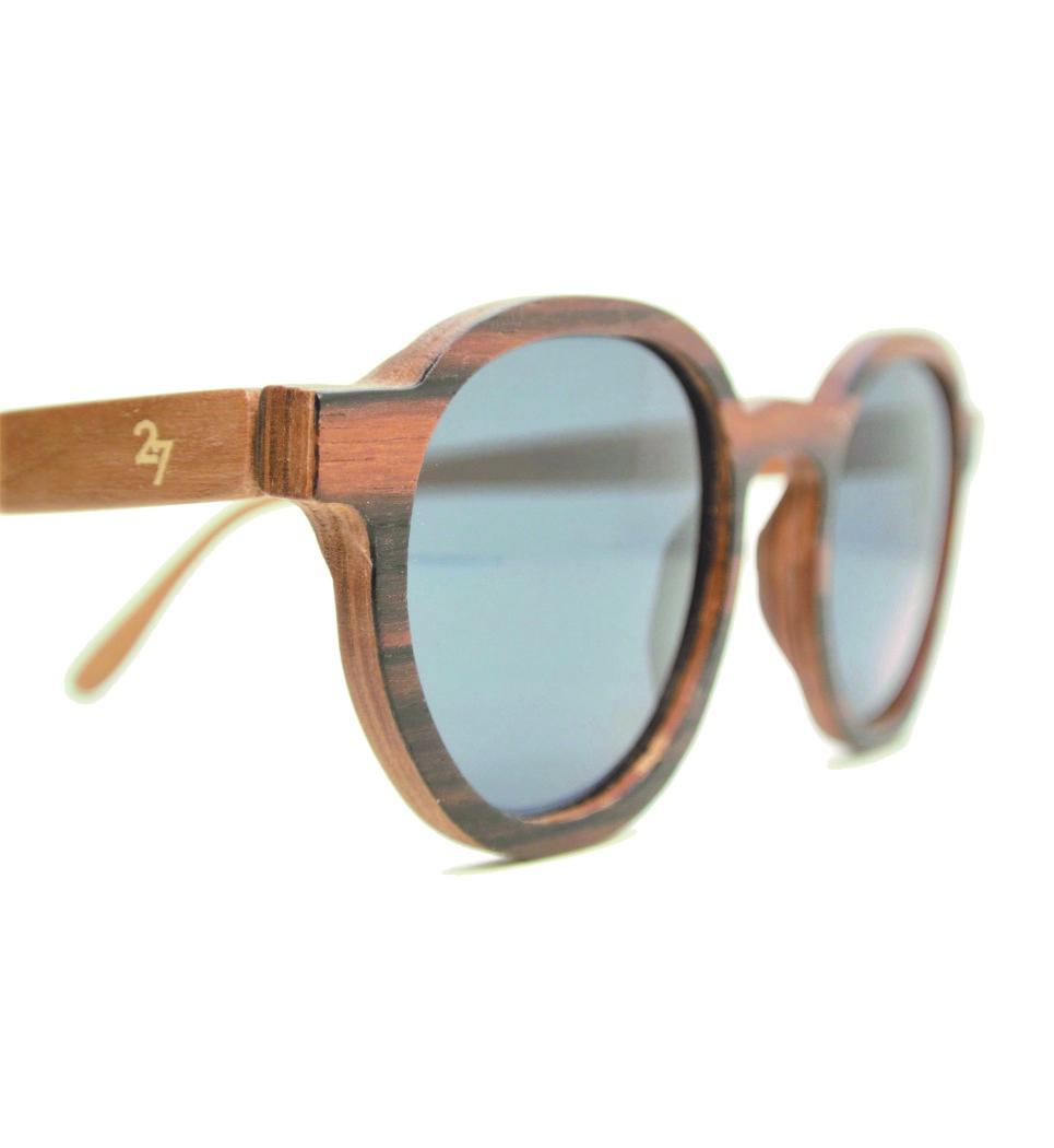Ξύλινα Γυαλιά Billy in Ebony