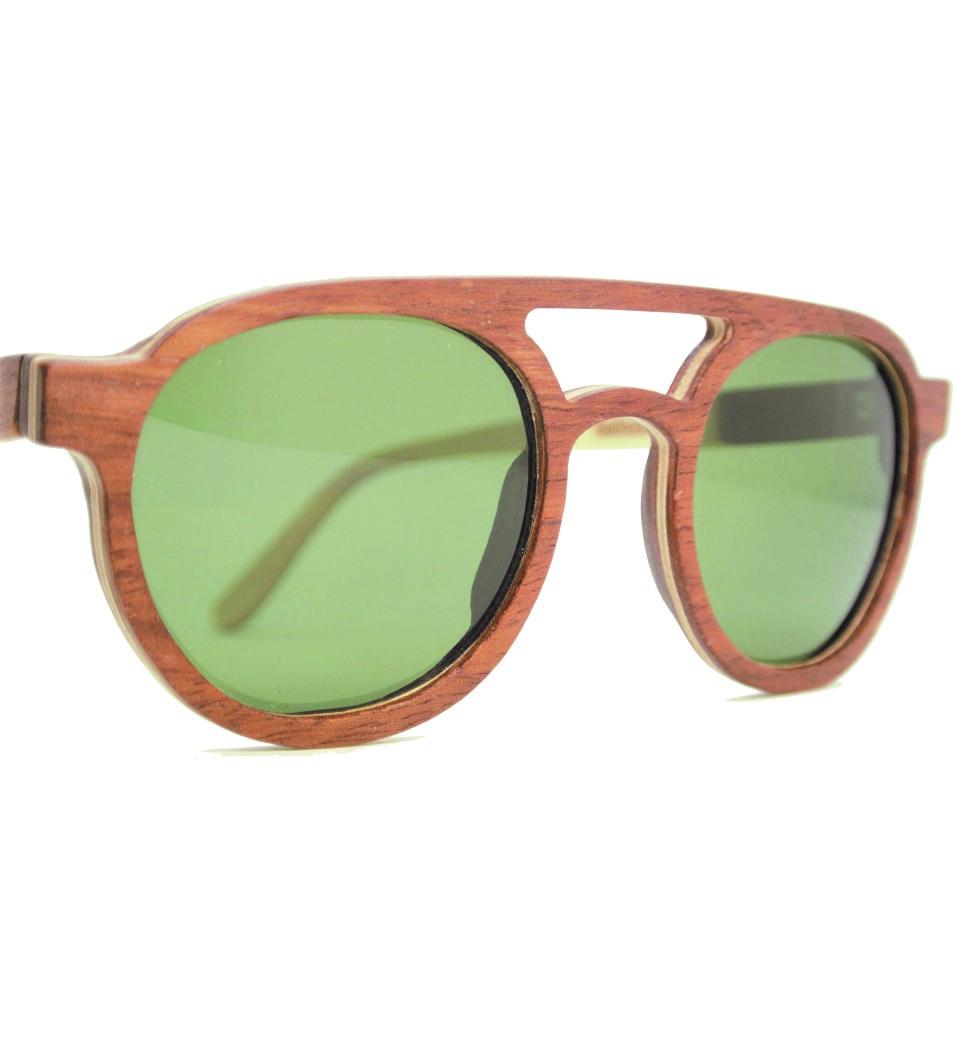 Ξύλινα Γυαλιά Kevin in Etimoe