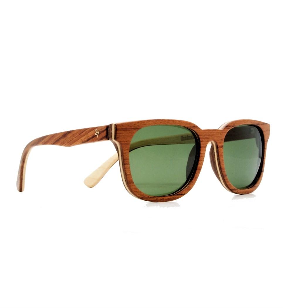 Ξύλινα Γυαλιά Tom in Bubinga