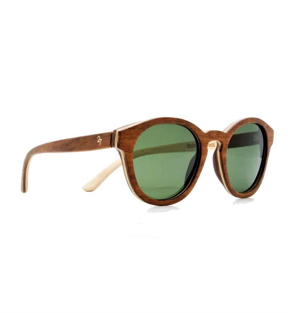 Ξύλινα Γυαλιά Louis in Etimoe