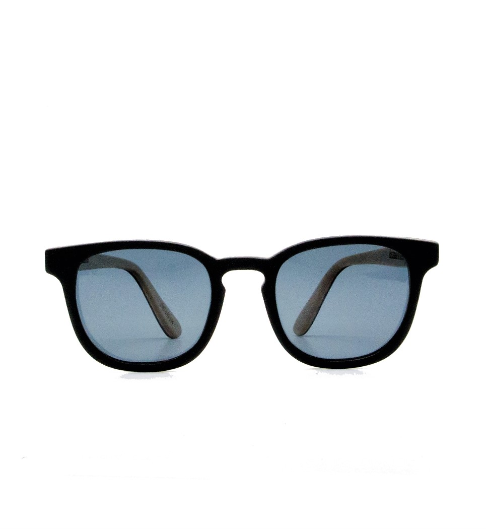 Ξύλινα Γυαλιά Leo in Black Tulip
