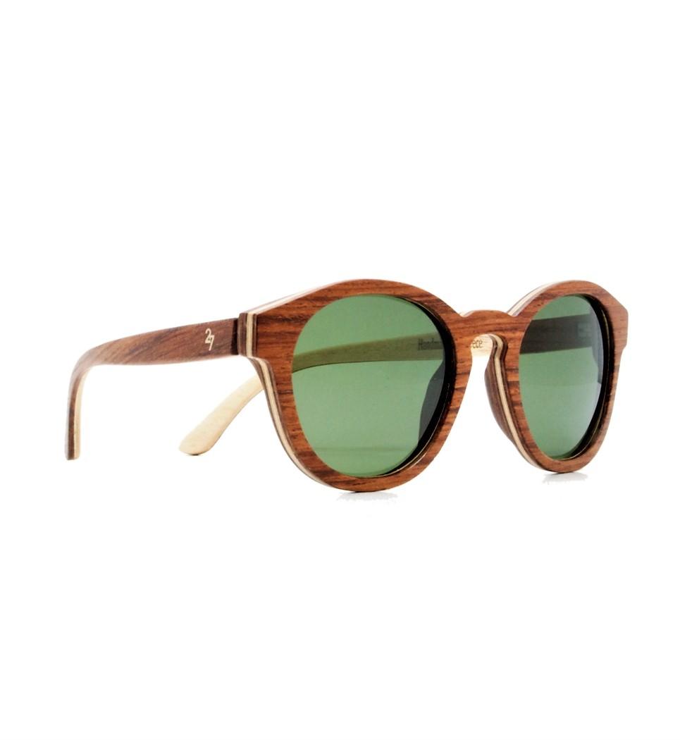 Ξύλινα Γυαλιά Louis in Bubinga
